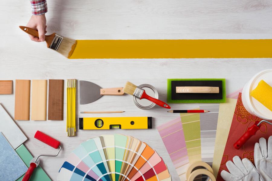 Consejos de ahorro para decorar una casa