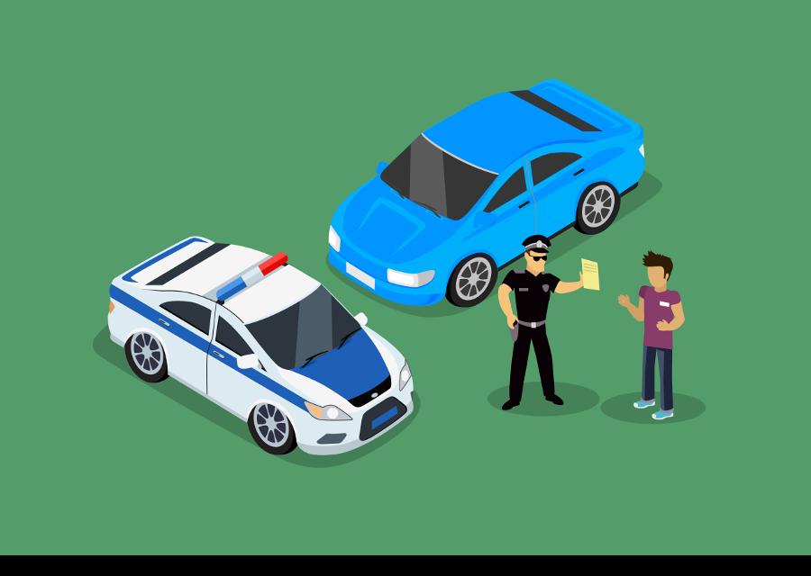 Evitar las multas con un buen mantenimiento de los vehículos