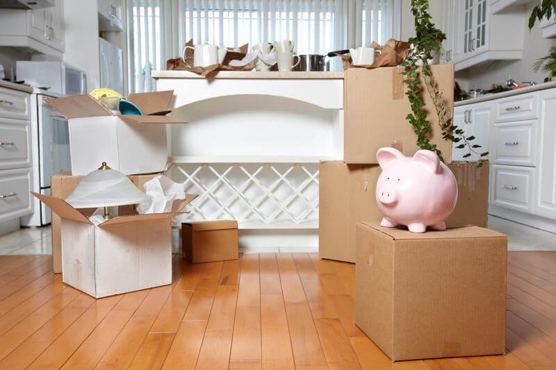 Un seguro de mudanza comienza con un buen seguro de hogar