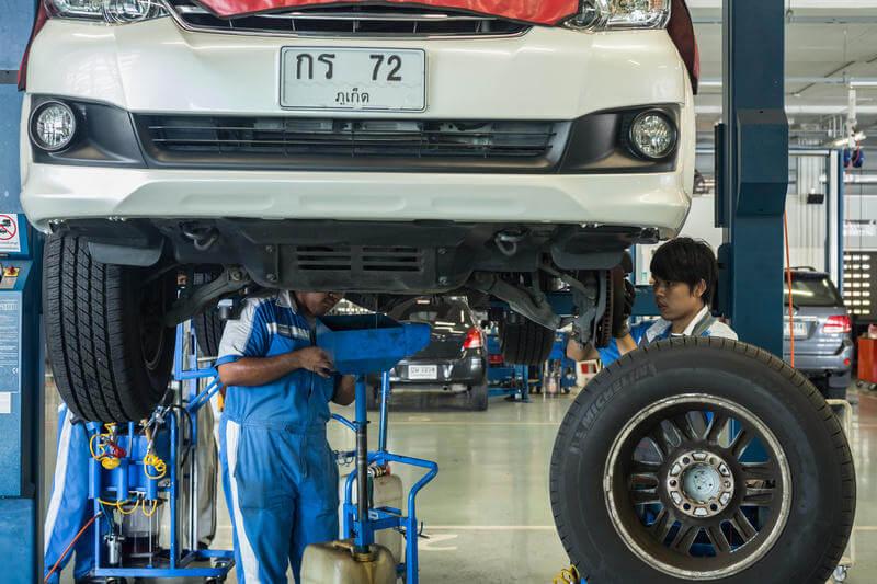 Ahorro en vehículos: el cambio de neumáticos