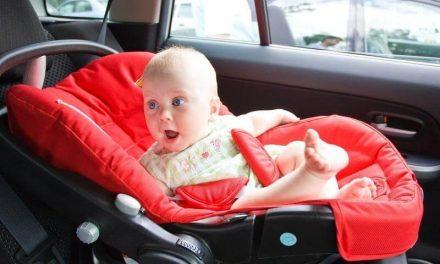 Contratar un seguro de coche para proteger al bebé
