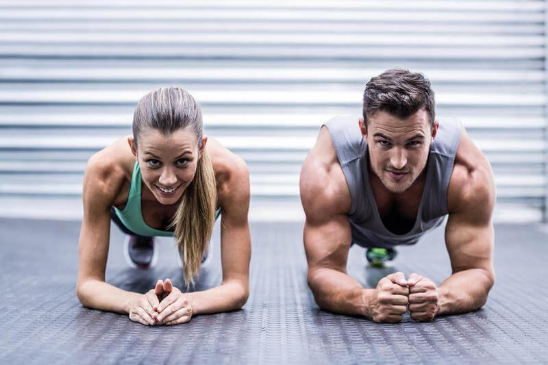 Combina el ejercicio con los trucos para ahorrar en salud