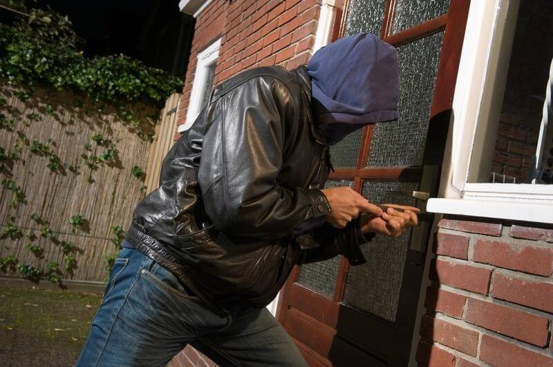 Un seguro de hogar barato te ofrece protección frente a los robos