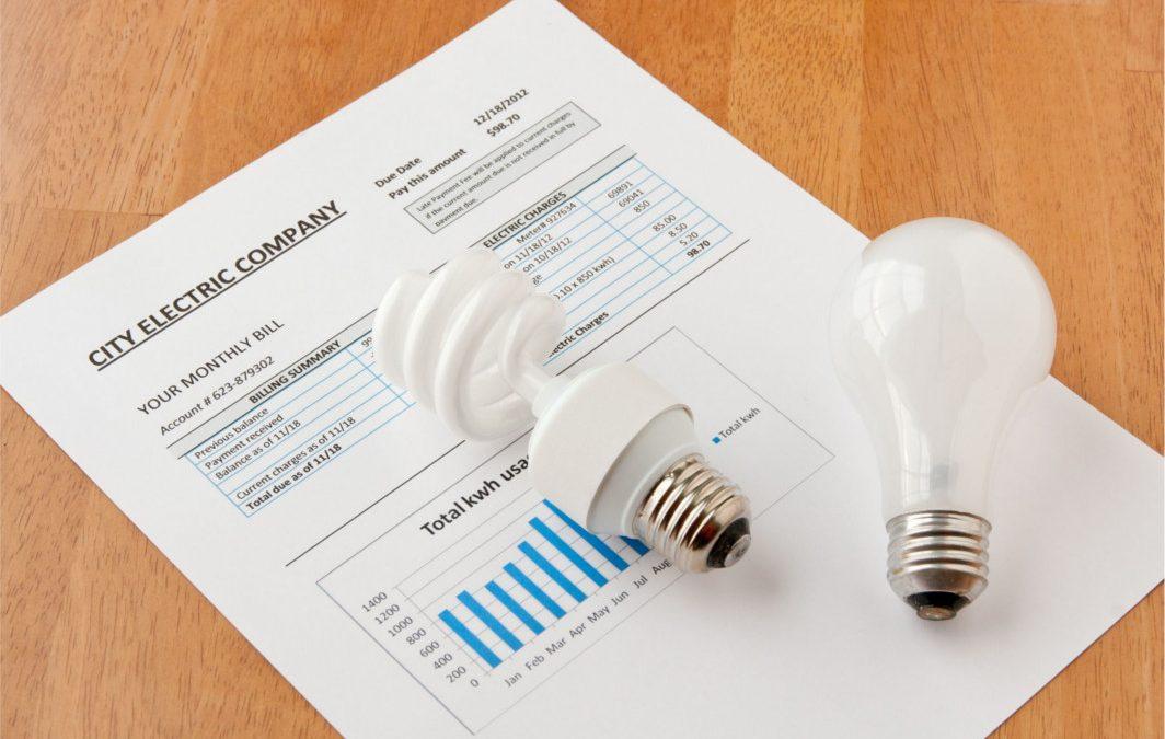 Controla las facturas de luz y empieza a ahorrar dinero