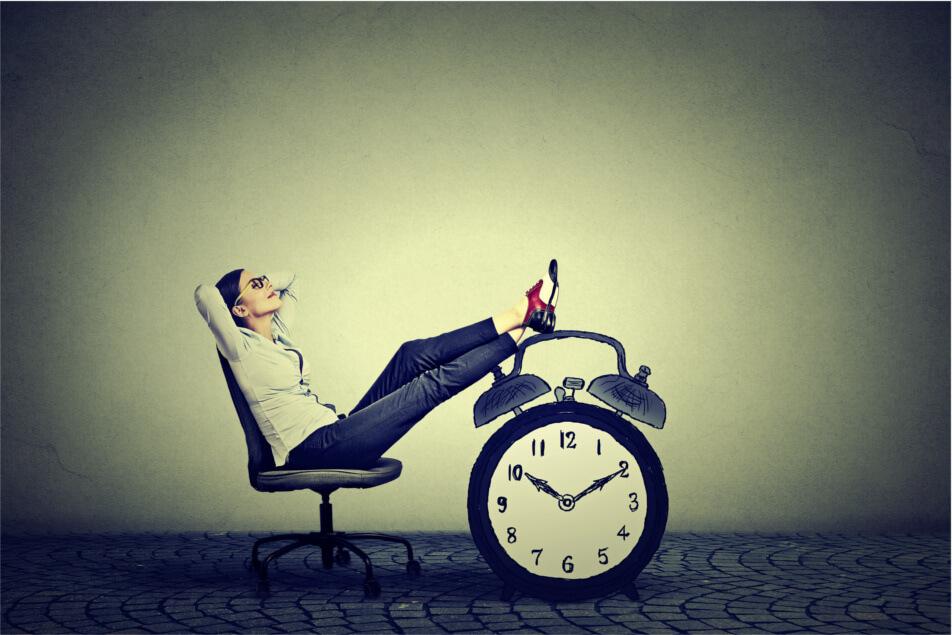 Disfruta gestionando el ahorro de tu tiempo